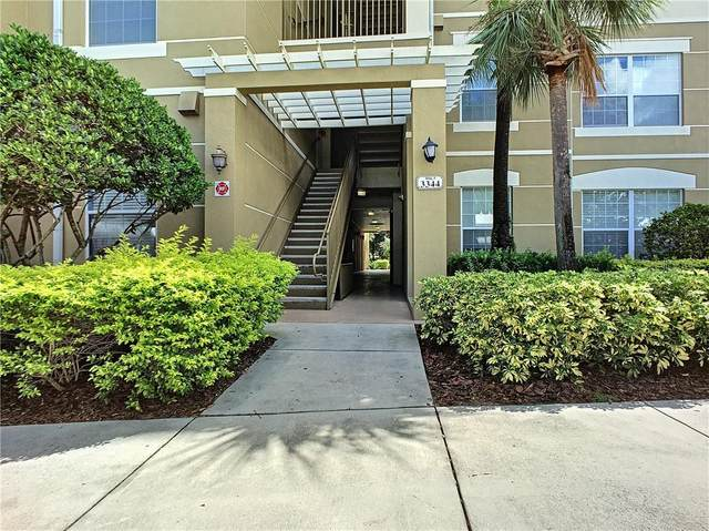 3344 Robert Trent Jones Dr #30805, Orlando, FL 32835 (MLS #O5892391) :: Keller Williams on the Water/Sarasota