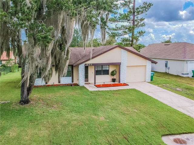 833 Pine Bluff Avenue, Deltona, FL 32725 (MLS #O5892533) :: Zarghami Group