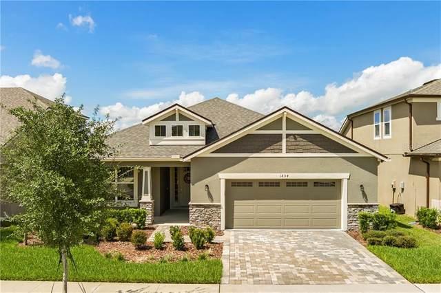 1854 Donahue Drive, Ocoee, FL 34761 (MLS #O5892652) :: The Robertson Real Estate Group