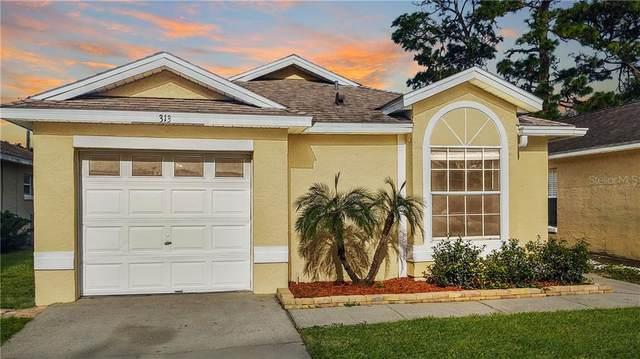 313 N Wilderness Point, Casselberry, FL 32707 (MLS #O5892691) :: Globalwide Realty