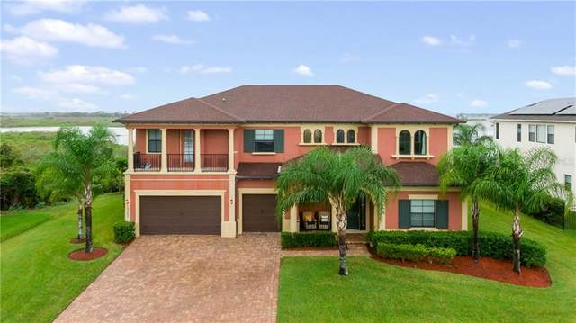 15302 Johns Lake Pointe Boulevard, Winter Garden, FL 34787 (MLS #O5892785) :: Lockhart & Walseth Team, Realtors