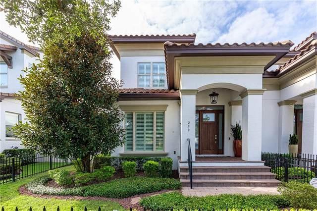 290 W Lyman Avenue, Winter Park, FL 32789 (MLS #O5892895) :: GO Realty
