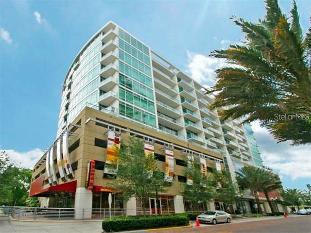 101 S Eola Drive #1205, Orlando, FL 32801 (MLS #O5892999) :: The Light Team
