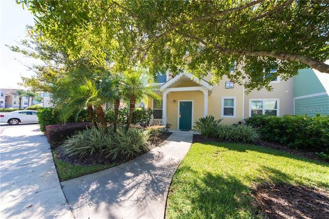 3013 Bonfire Beach Drive #103, Kissimmee, FL 34746 (MLS #O5893043) :: Team Buky