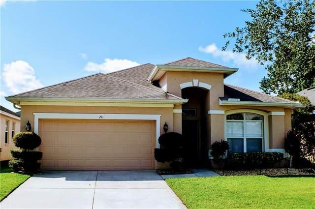 211 Little Creek Lane, Winter Springs, FL 32708 (MLS #O5893061) :: Griffin Group