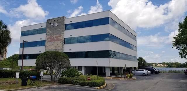 7345 W Sand Lake Road #210, Orlando, FL 32819 (MLS #O5893102) :: Cartwright Realty