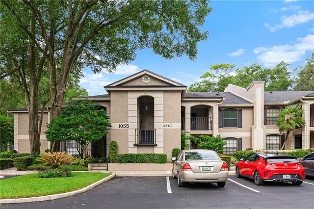1055 Kensington Park Drive #111, Altamonte Springs, FL 32714 (MLS #O5893210) :: Alpha Equity Team