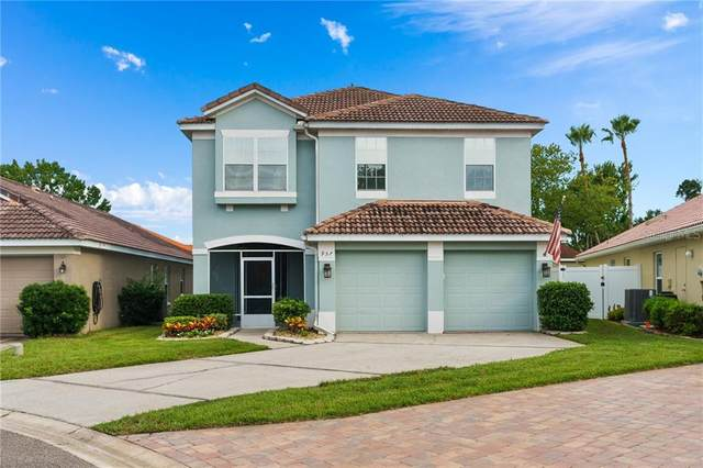 957 Glen Abbey Circle, Winter Springs, FL 32708 (MLS #O5893319) :: Griffin Group