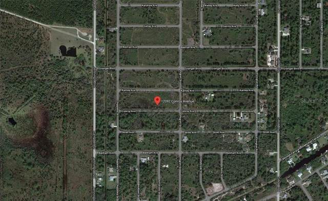 12092 Conroy Avenue, Port Charlotte, FL 33981 (MLS #O5893370) :: The Lersch Group