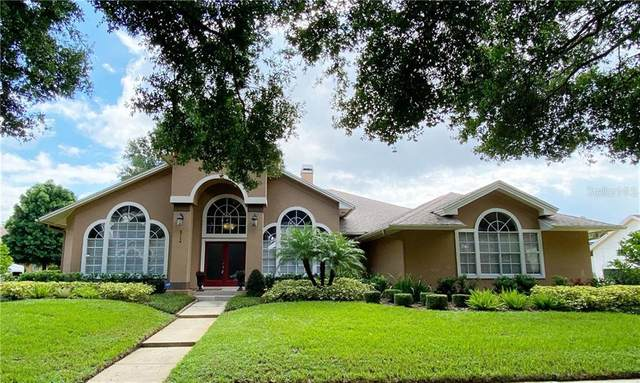 6714 Fairway Cove Drive, Orlando, FL 32835 (MLS #O5893579) :: Cartwright Realty