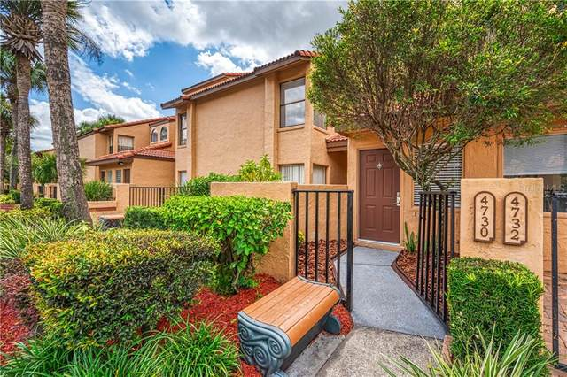 4730 Chevy Place #169, Orlando, FL 32811 (MLS #O5893610) :: The Duncan Duo Team