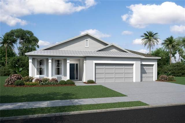 11703 Tetrafin Drive #814, Riverview, FL 33579 (MLS #O5893639) :: Gate Arty & the Group - Keller Williams Realty Smart