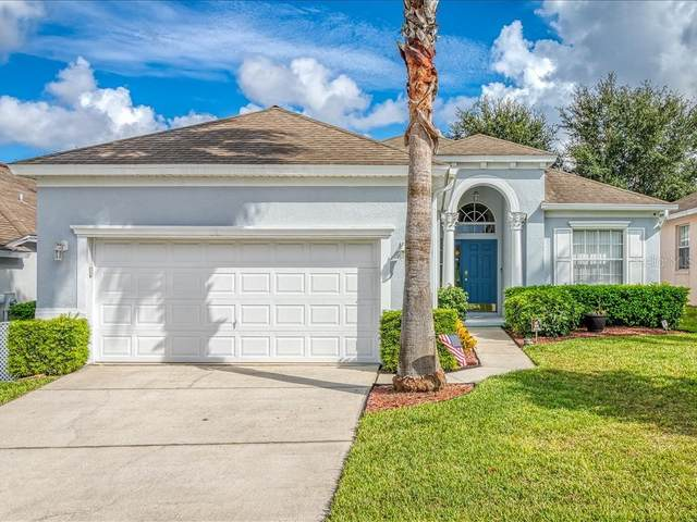 616 Copeland Drive, Haines City, FL 33844 (MLS #O5893654) :: Rabell Realty Group