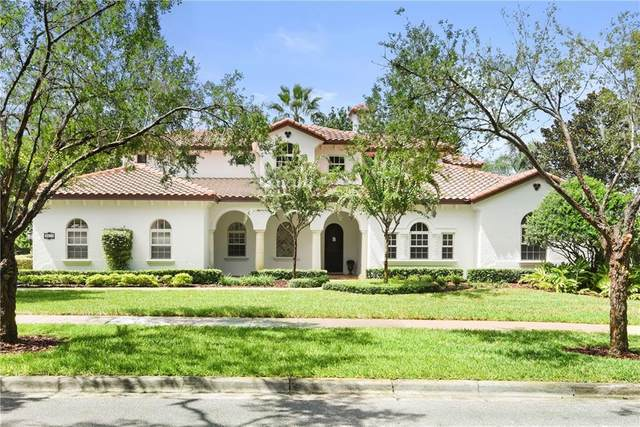 2615 Via Tuscany, Winter Park, FL 32789 (MLS #O5893679) :: The Kardosh Team