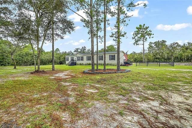 11811 Kijik Trail, Groveland, FL 34736 (MLS #O5893752) :: Heckler Realty