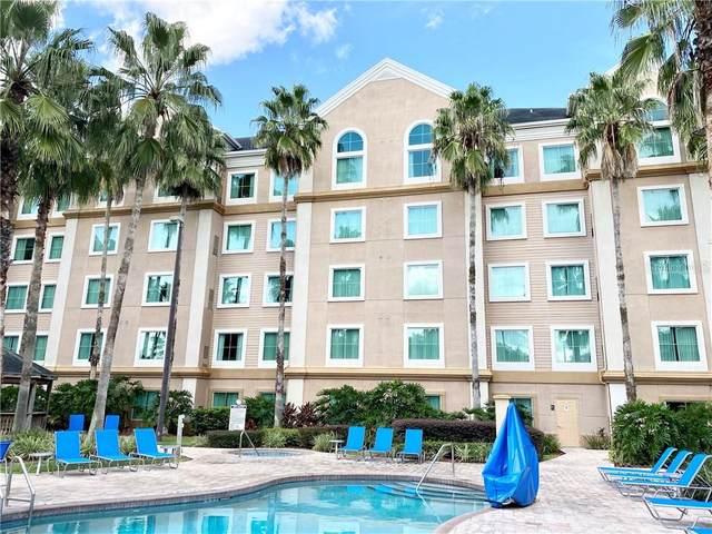 8303 Palm Parkway #403, Orlando, FL 32836 (MLS #O5893771) :: Keller Williams on the Water/Sarasota