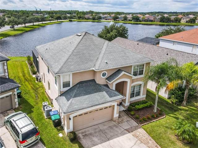 14142 Morning Frost Drive, Orlando, FL 32828 (MLS #O5893784) :: GO Realty