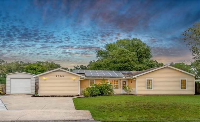 2303 Sabal Palm Drive, Edgewater, FL 32141 (MLS #O5893789) :: GO Realty