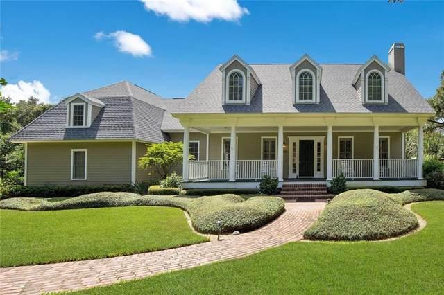 5000 Pleasure Island Road, Belle Isle, FL 32809 (MLS #O5893940) :: Pristine Properties