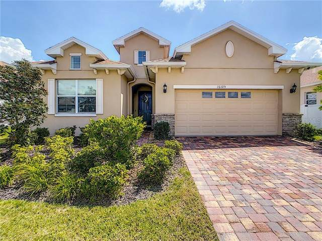 16105 Morning Dew Way, Clermont, FL 34714 (MLS #O5894000) :: The Duncan Duo Team