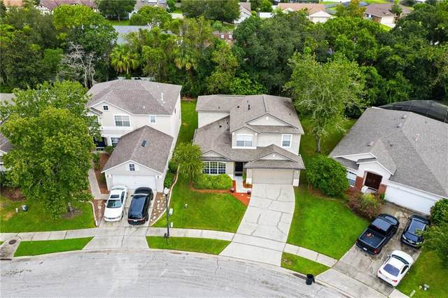 610 Carrigan Woods Trail, Oviedo, FL 32765 (MLS #O5894114) :: Zarghami Group