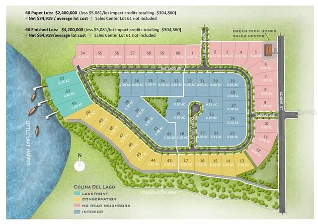 Kansas Ave & Adams Street, Astatula, FL 34705 (MLS #O5894184) :: Zarghami Group
