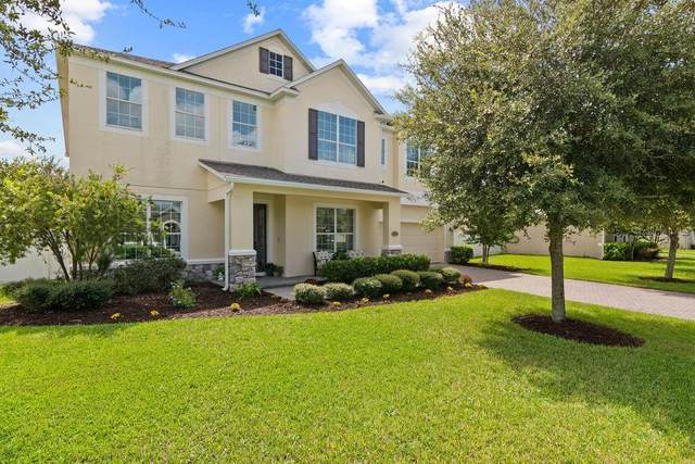 2110 Glen Laurel Drive, Apopka, FL 32712 (MLS #O5894231) :: Keller Williams on the Water/Sarasota