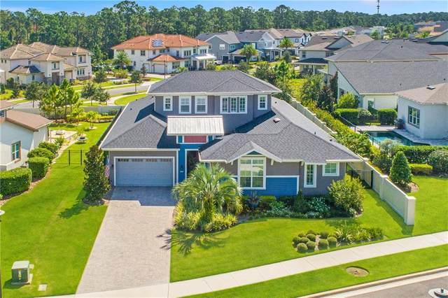 12735 Banting Terrace, Orlando, FL 32827 (MLS #O5894287) :: CENTURY 21 OneBlue