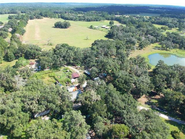 20317 Ayers Road, Brooksville, FL 34604 (MLS #O5894307) :: The Robertson Real Estate Group