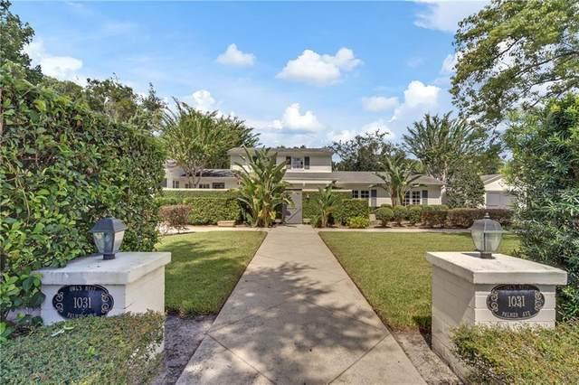 1031 Palmer Avenue, Winter Park, FL 32789 (MLS #O5894320) :: Tuscawilla Realty, Inc