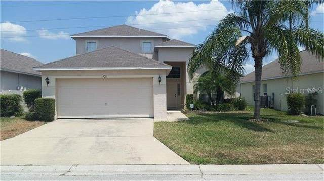 500 Fox Loop, Davenport, FL 33837 (MLS #O5894359) :: Keller Williams on the Water/Sarasota