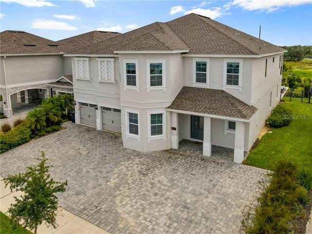7658 Fairfax Drive, Kissimmee, FL 34747 (MLS #O5894399) :: The Figueroa Team