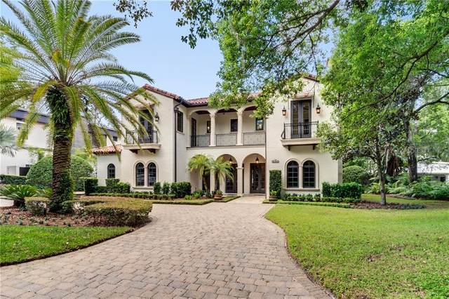 2131 Glencoe Road, Winter Park, FL 32789 (MLS #O5894468) :: The Robertson Real Estate Group