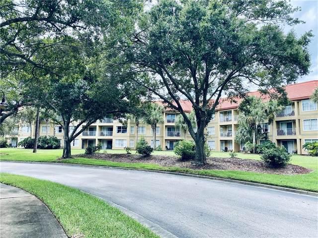6337 Parc Corniche Drive #2103, Orlando, FL 32821 (MLS #O5894488) :: Keller Williams on the Water/Sarasota