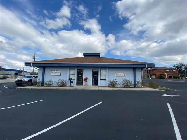 809 S Bay Street, Eustis, FL 32726 (MLS #O5894495) :: Delgado Home Team at Keller Williams