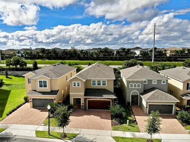 270 Pendant Court, Kissimmee, FL 34747 (MLS #O5894517) :: The Figueroa Team