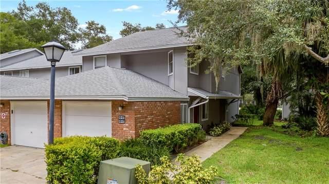 631 Laurel Oak Lane #117, Altamonte Springs, FL 32701 (MLS #O5894597) :: Bustamante Real Estate