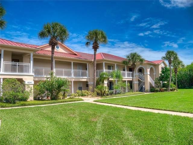 404 Bouchelle Drive #103, New Smyrna Beach, FL 32169 (MLS #O5894616) :: BuySellLiveFlorida.com