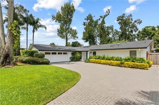1001 Sweetbriar Road, Orlando, FL 32806 (MLS #O5894687) :: Team Bohannon Keller Williams, Tampa Properties