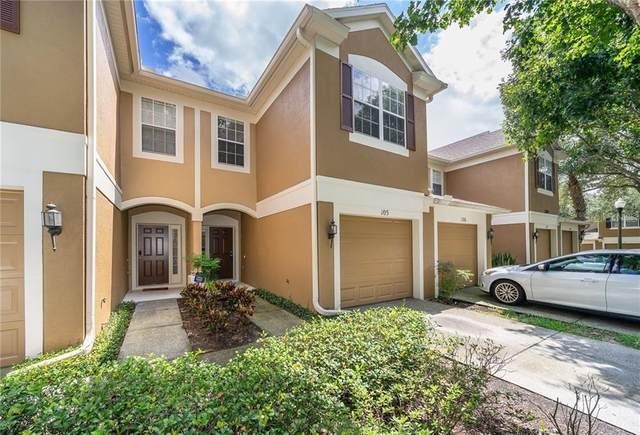 2897 Polvadero Lane #105, Orlando, FL 32835 (MLS #O5894700) :: Keller Williams on the Water/Sarasota