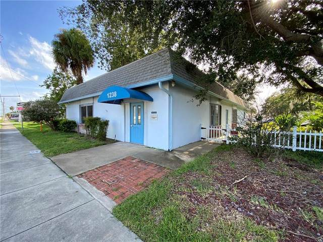 1238 Ridgewood Avenue, Holly Hill, FL 32117 (MLS #O5894708) :: Florida Life Real Estate Group