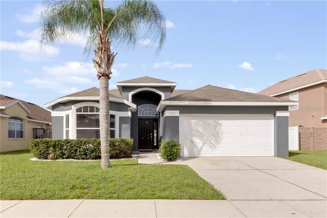 644 Rochester Loop, Davenport, FL 33897 (MLS #O5894728) :: The Duncan Duo Team