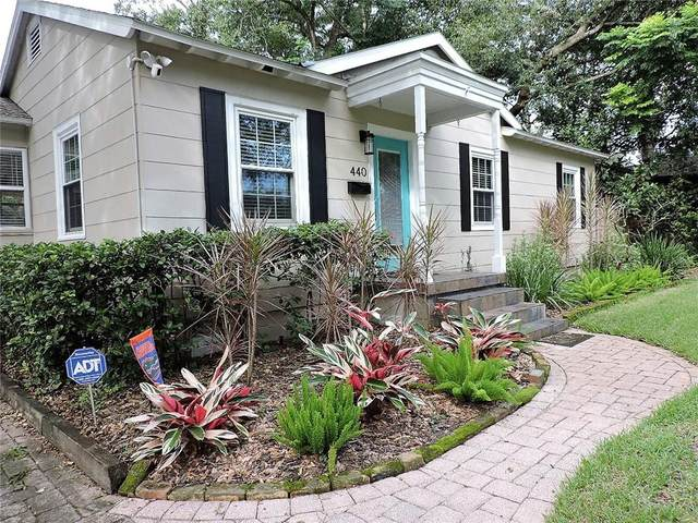440 Buckminster Circle, Orlando, FL 32803 (MLS #O5894741) :: Carmena and Associates Realty Group
