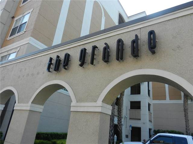 304 E South Street #4021, Orlando, FL 32801 (MLS #O5894983) :: Sarasota Property Group at NextHome Excellence