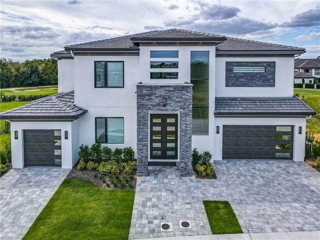 1196 Castle Pines Court, Reunion, FL 34747 (MLS #O5894998) :: The Duncan Duo Team