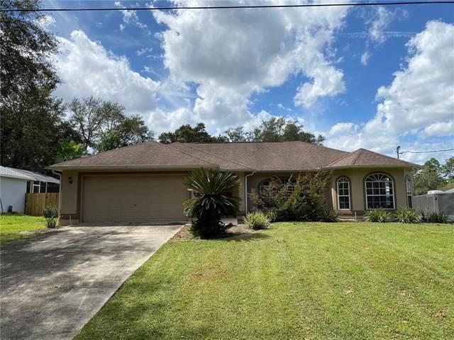 8876 N Travis Drive, Citrus Springs, FL 34434 (MLS #O5895001) :: Team Buky