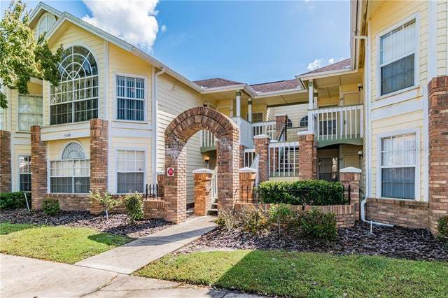 5006 Laguna Bay Circle #62, Kissimmee, FL 34746 (MLS #O5895015) :: The Nathan Bangs Group