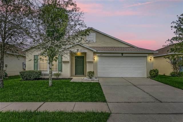 672 Crystal Bay Lane, Orlando, FL 32828 (MLS #O5895020) :: Team Bohannon Keller Williams, Tampa Properties