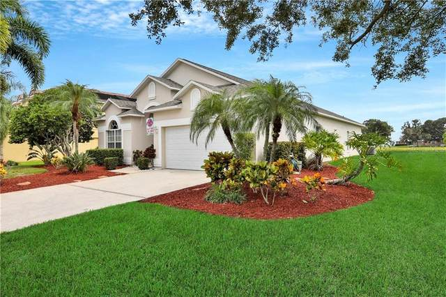 207 Strathmore Circle, Kissimmee, FL 34744 (MLS #O5895073) :: Godwin Realty Group