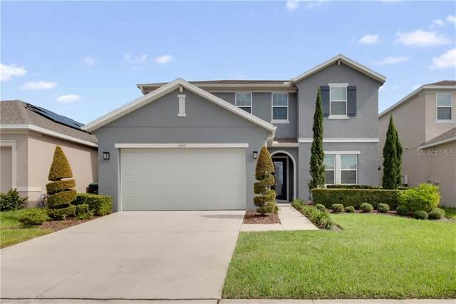1057 Grand Hilltop Drive, Apopka, FL 32703 (MLS #O5895084) :: Team Borham at Keller Williams Realty